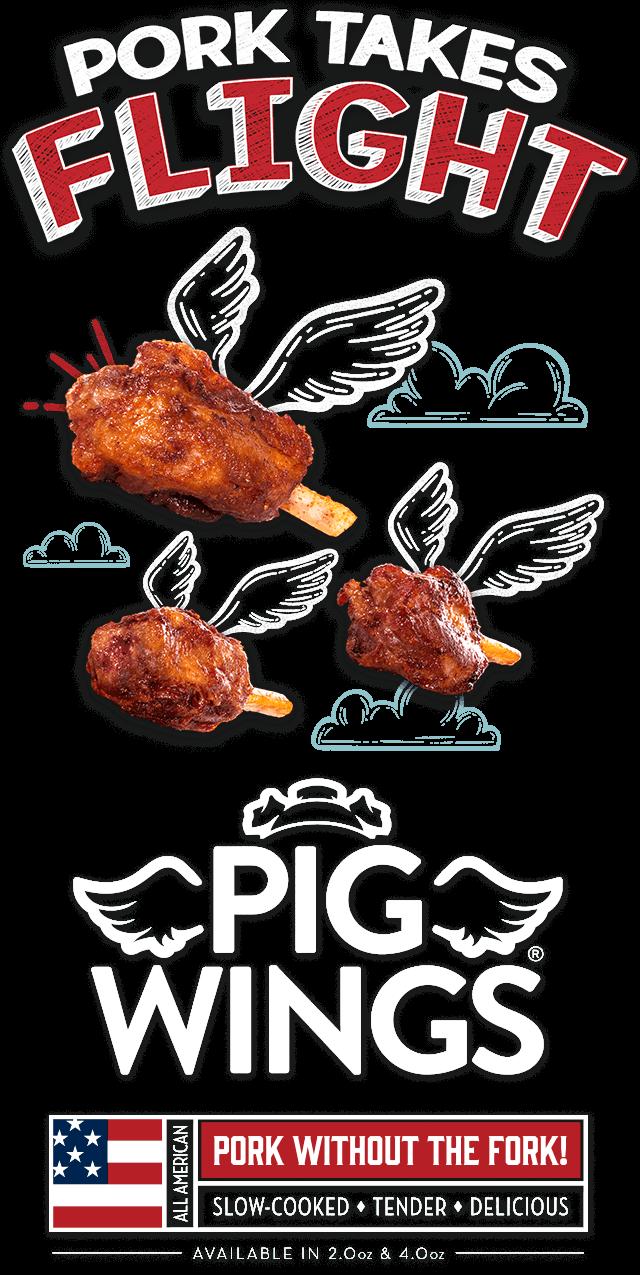 Pig Wings M